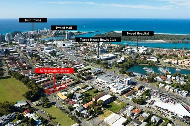 Picture of 26 Recreation Street, TWEED HEADS NSW 2485