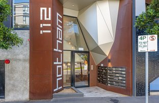 Picture of 406/112 IRELAND STREET, West Melbourne VIC 3003