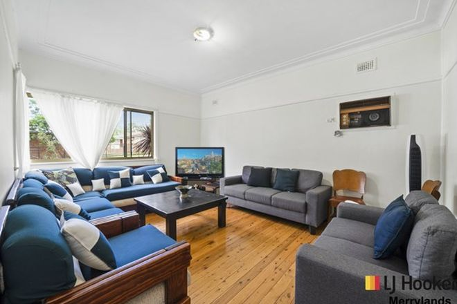 Picture of 67 Bruce St, MERRYLANDS WEST NSW 2160
