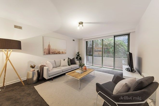 Picture of 11/4 Davidson Street, SOUTH YARRA VIC 3141