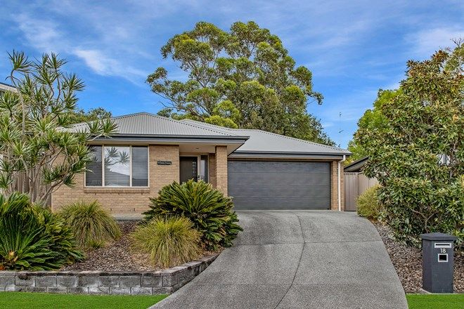 Picture of 18 Costata Crescent, ADAMSTOWN NSW 2289