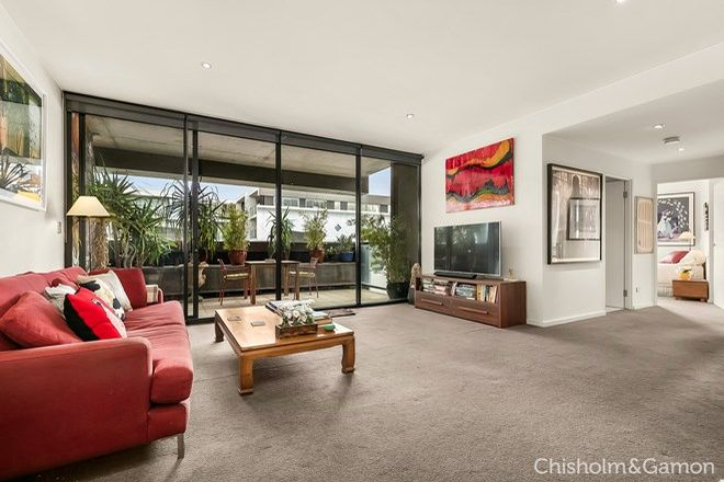 Picture of 306/187 Graham Street, PORT MELBOURNE VIC 3207