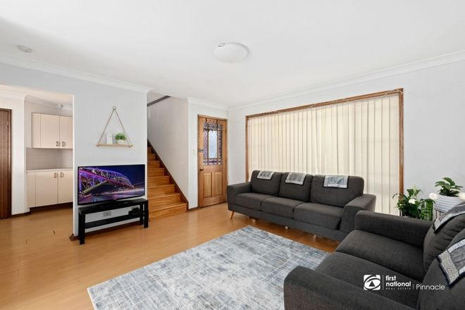 Picture of 12/3 Packard Close, INGLEBURN NSW 2565