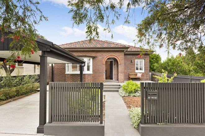 Picture of 17 Wise Street, MAROUBRA NSW 2035