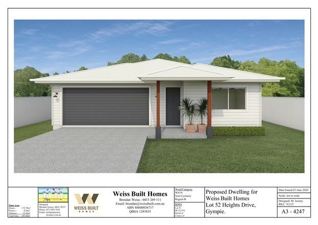 Picture of Lot 52 Heights Drive, Gympie