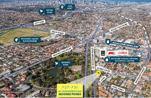 727-731 Mt Alexander Road, Moonee Ponds VIC 3039