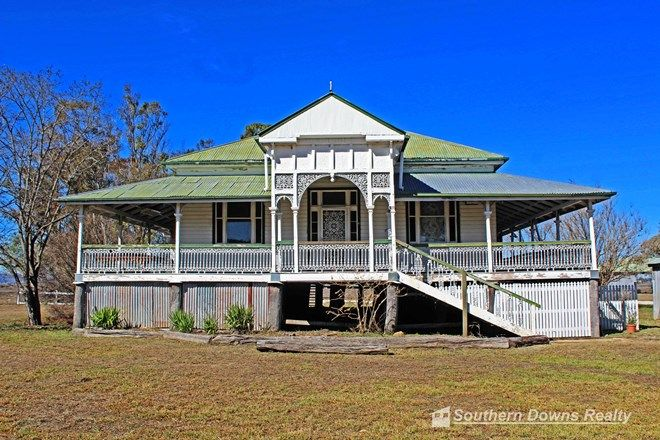 Picture of 512 Warwick Yangan Rd, THE HERMITAGE QLD 4370
