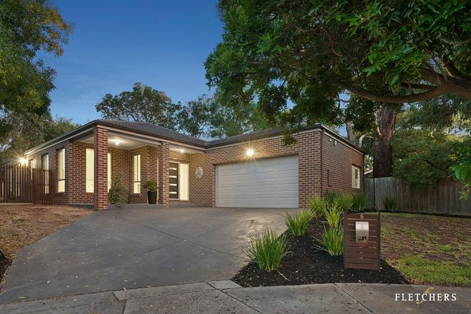 Picture of 5 Esk Court, FOREST HILL VIC 3131