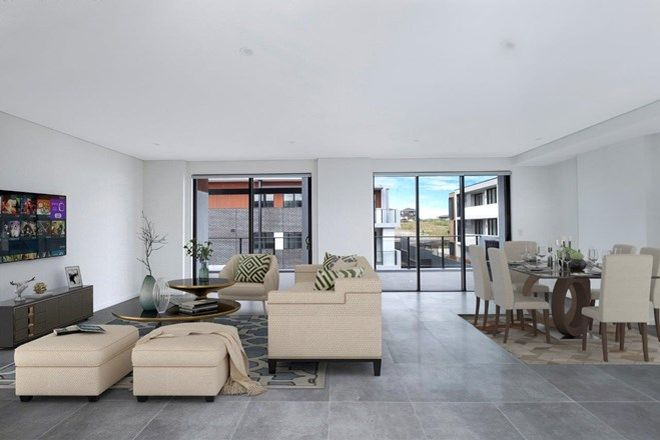 Picture of 115/2 Thorogood Boulevard, NORTH KELLYVILLE NSW 2155