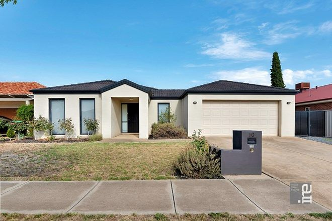 Picture of 10 Yale Court, WANGARATTA VIC 3677