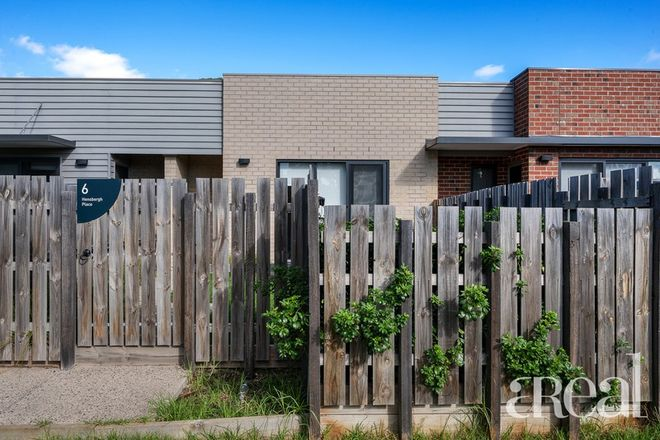 Picture of 6 Hensbergh Place, SUNSHINE WEST VIC 3020