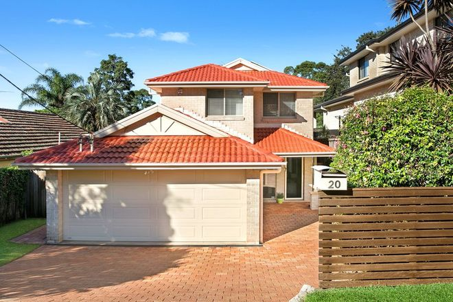 Picture of 20 Thornleigh  Street, THORNLEIGH NSW 2120