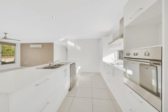 Picture of 8 FRANKLIN COURT, NEW AUCKLAND QLD 4680