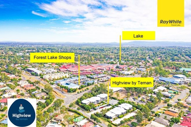 Picture of 1/41 High Street, FOREST LAKE QLD 4078