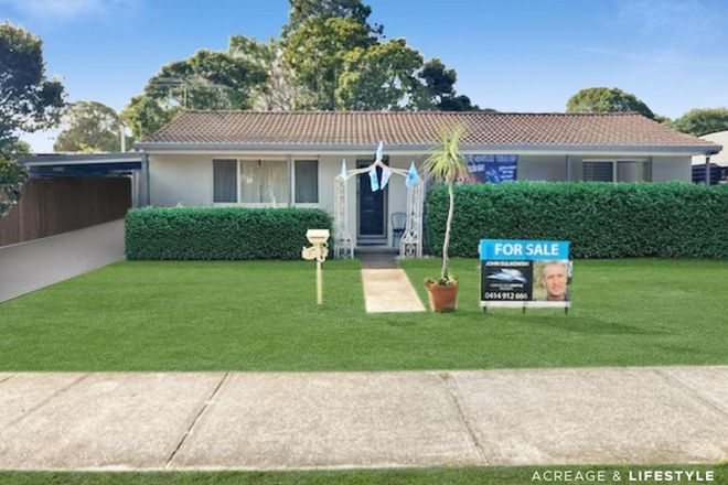Picture of 7 Sandpiper Street, BEACHMERE QLD 4510