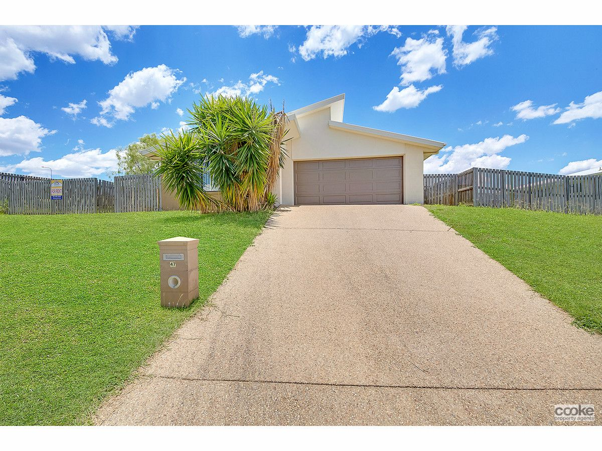 47 John Oxley Drive, Gracemere QLD 4702, Image 0