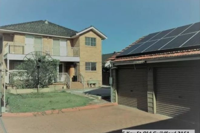 Picture of 6 Kay Street, OLD GUILDFORD NSW 2161