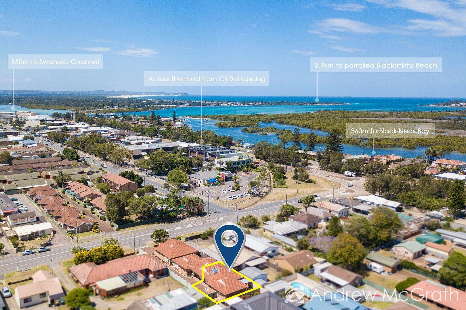 3/261 Old Pacific Highway, Swansea NSW 2281, Image 0