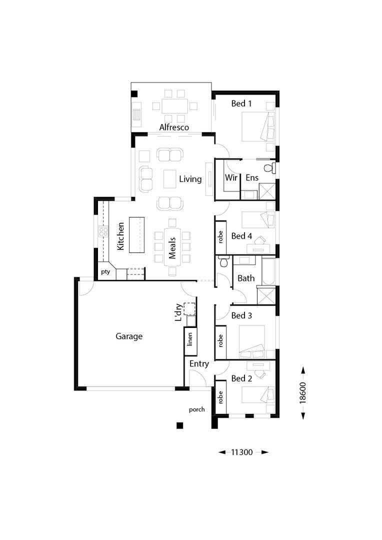 Lot 142 Bluegrass Drive, Ridge View Estate, Narangba QLD 4504, Image 1