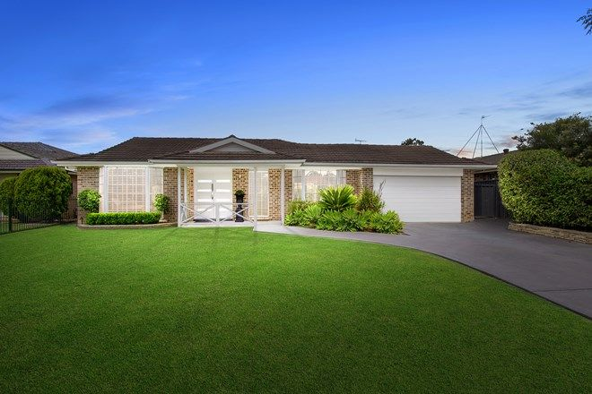 Picture of 3 Fishburn Place, BLIGH PARK NSW 2756