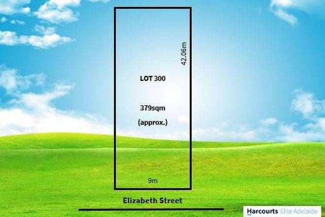 Picture of Lot 300/21 Elizabeth Street, BLAIR ATHOL SA 5084