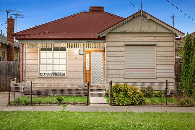 Picture of 15 Barton Street, WEST FOOTSCRAY VIC 3012