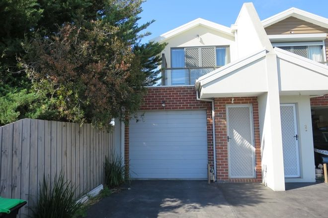 Picture of 1/22 Burns Avenue, CLAYTON SOUTH VIC 3169