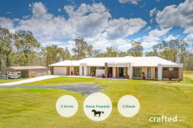 Picture of 68-76 Abell Road, JIMBOOMBA QLD 4280