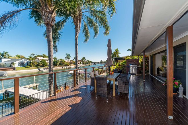 86 Oxley Drive, PARADISE POINT QLD 4216