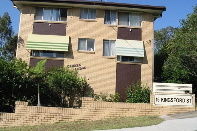 Picture of 8/15 Kingsford Street, AUCHENFLOWER QLD 4066