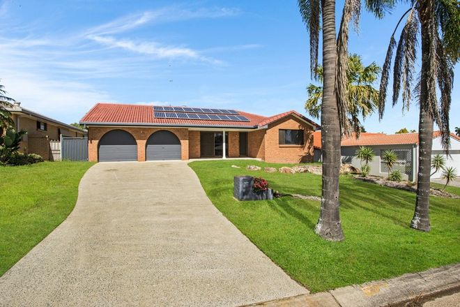 Picture of 9 Palmwood Court, BURLEIGH WATERS QLD 4220