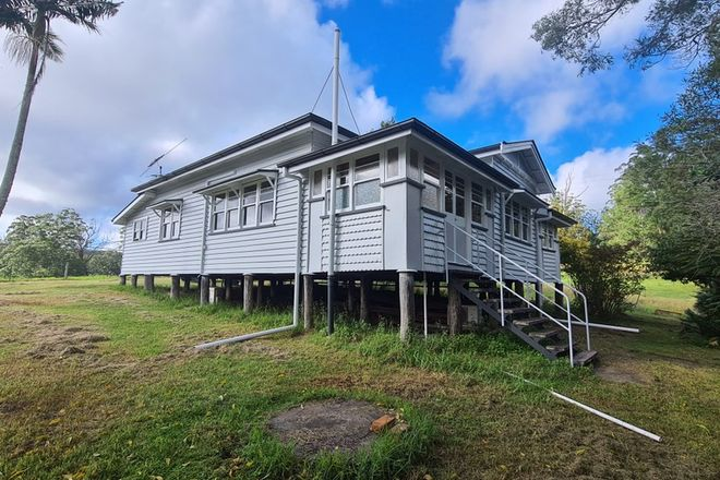 Picture of 555 National Park Road, PALMTREE QLD 4352