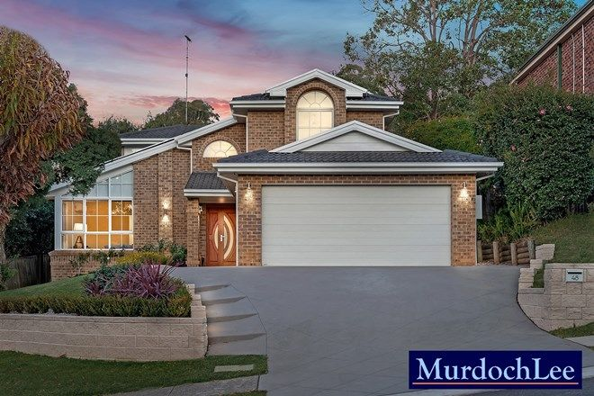 Picture of 48 Oakhill Drive, CASTLE HILL NSW 2154
