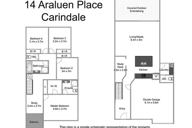 Picture of 14 Araluen Street, CARINDALE QLD 4152