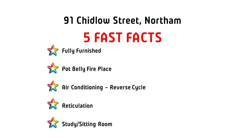 91 Chidlow Street, Northam WA 6401, Image 1