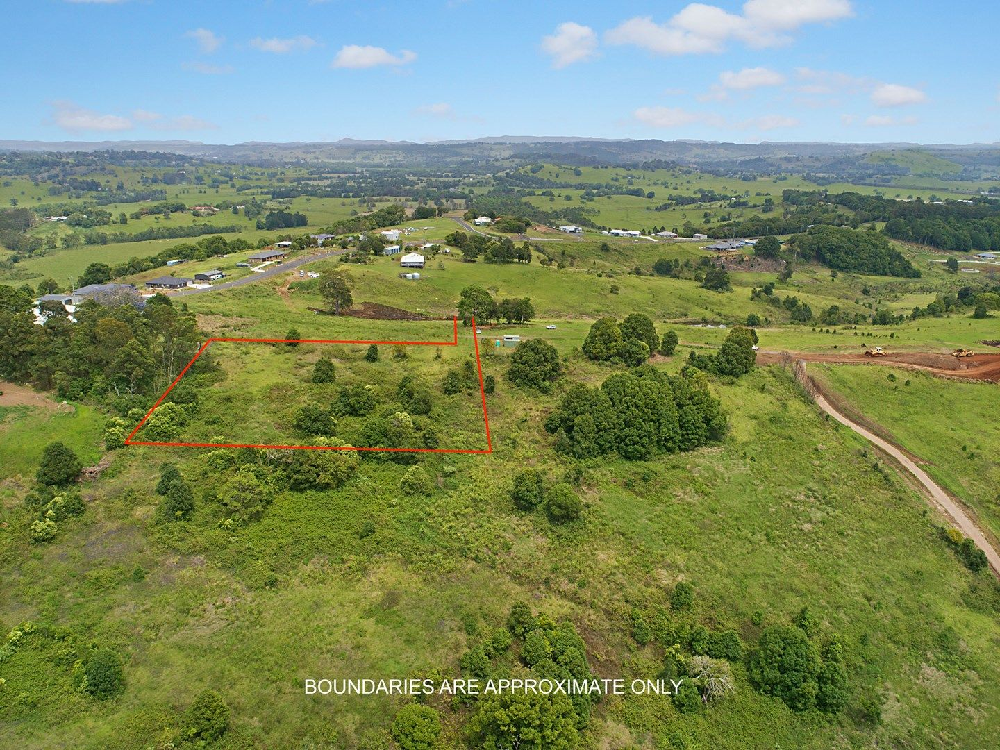 Lot 403 Spurfield Road, McLeans Ridges NSW 2480, Image 0