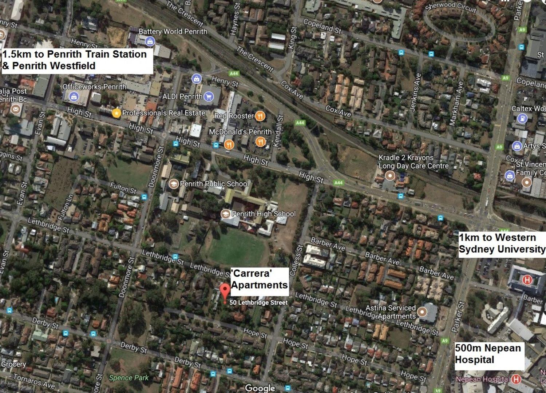 35/50-52 Lethbridge Street, Penrith NSW 2750, Image 1
