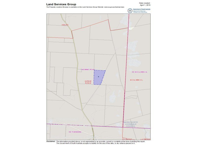 Lot 636 Thomas Road, Avenue Range SA 5273, Image 1
