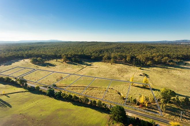 Picture of CA 18A-18I Castlemaine-Maldon Road, MUCKLEFORD VIC 3451