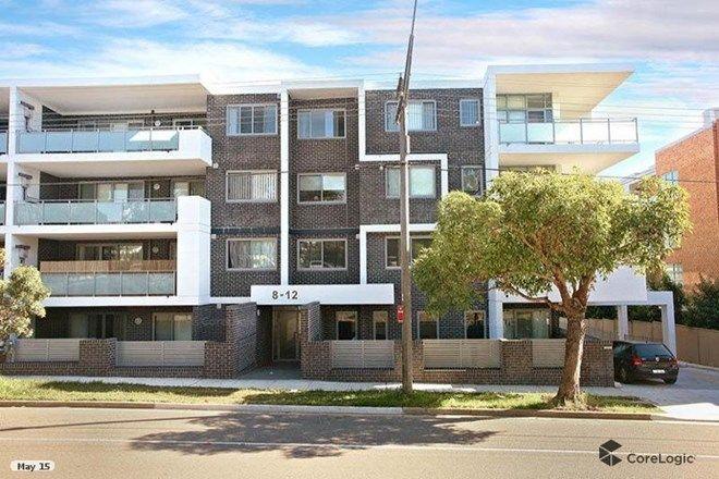 Picture of 28/8-12 Marlborough Road, HOMEBUSH WEST NSW 2140