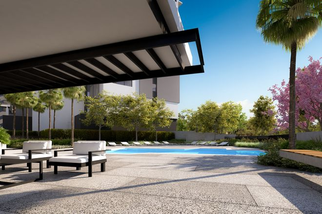 Picture of 301/112 Palm Meadows Drive, CARRARA QLD 4211