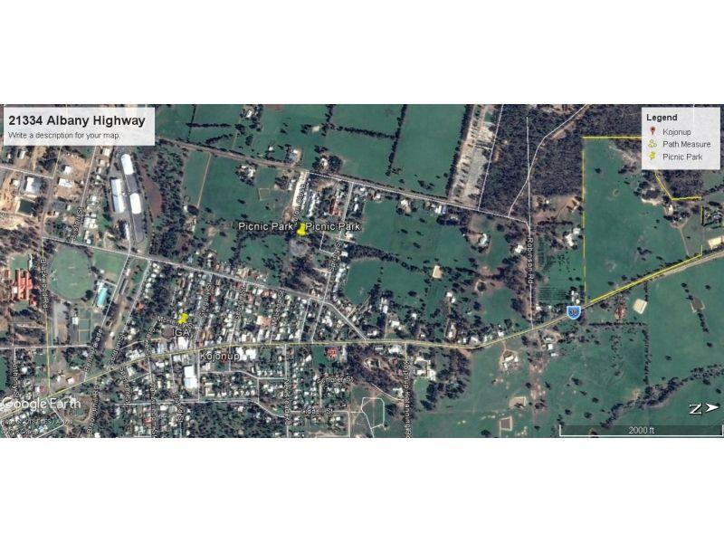 lot 2/21334 Albany Highway, Kojonup WA 6395, Image 1