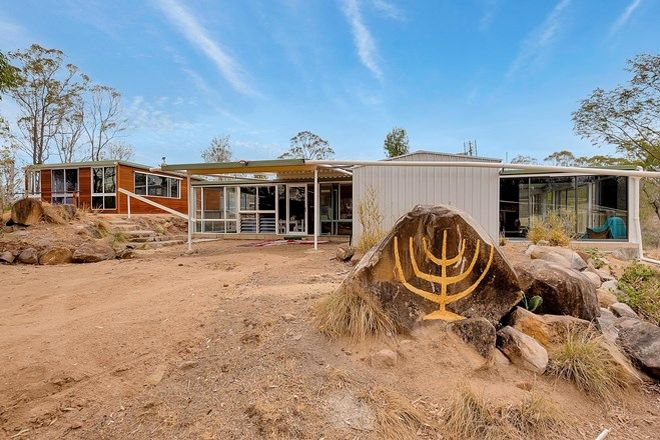 Picture of 70 King Road, MAIDENWELL QLD 4615
