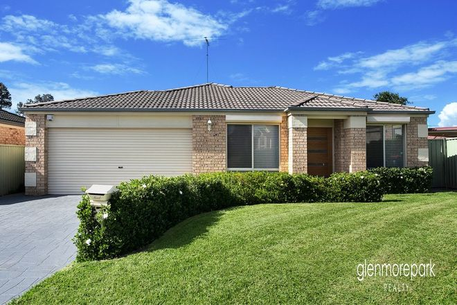 Picture of 3 Turret Place, GLENMORE PARK NSW 2745