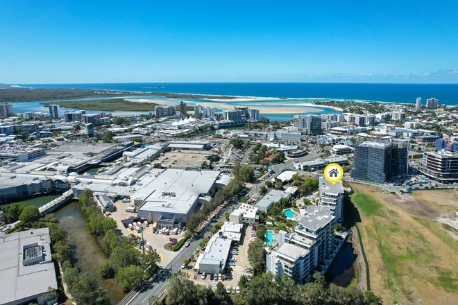 Picture of 1401/1A Mungar Street, MAROOCHYDORE QLD 4558