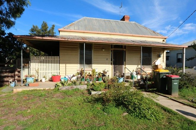 Picture of 15 Wills Street, MARYBOROUGH VIC 3465
