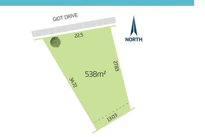Picture of Lot 15 Giot Drive, WENDOUREE VIC 3355