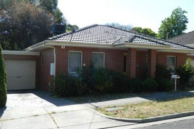 Picture of 2/24 Outlook Drive, NUNAWADING VIC 3131