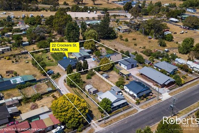 Picture of 22 Crockers Street, RAILTON TAS 7305