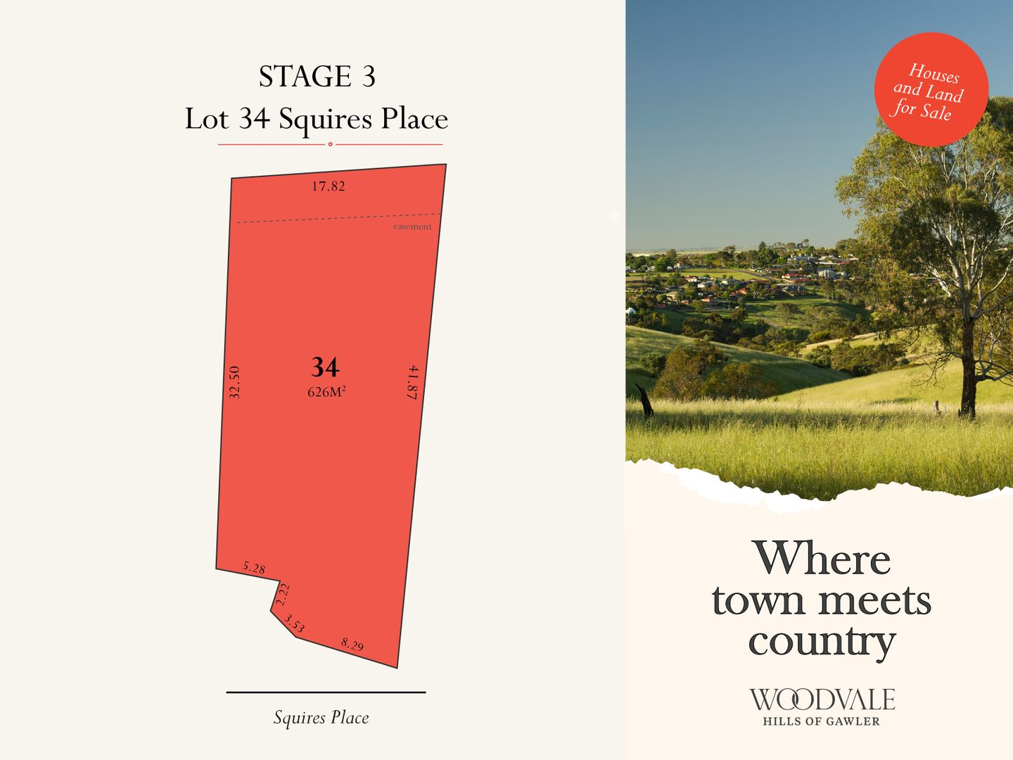 Lot 34 Squires Place, Gawler South SA 5118, Image 0
